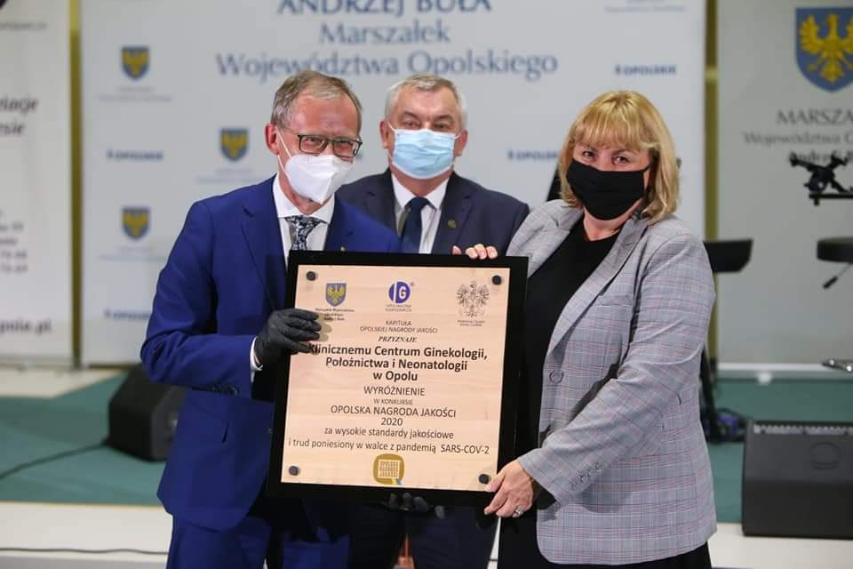 Read more about the article Dziękujemy za docenienie