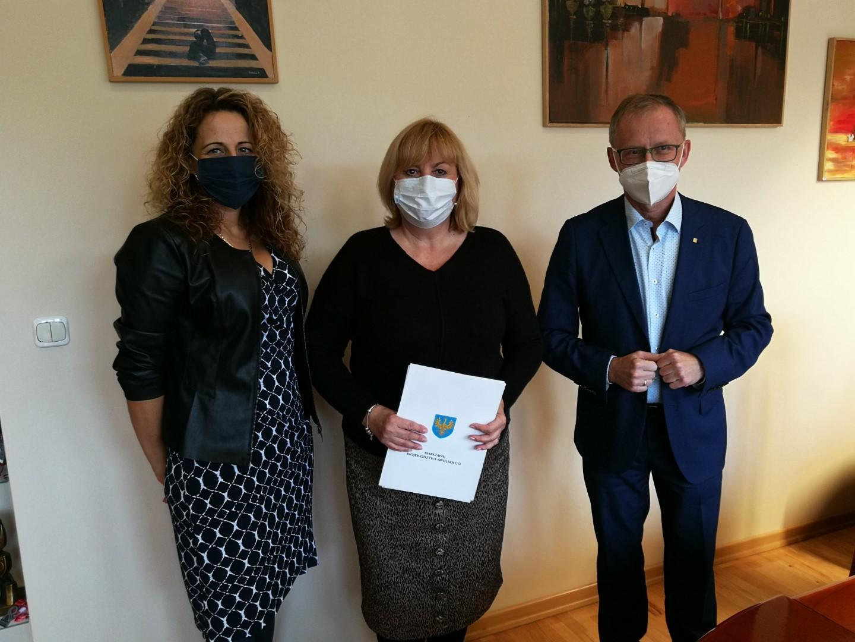 Read more about the article Małgorzata Sobel Dyrektorem Klinicznego Centrum