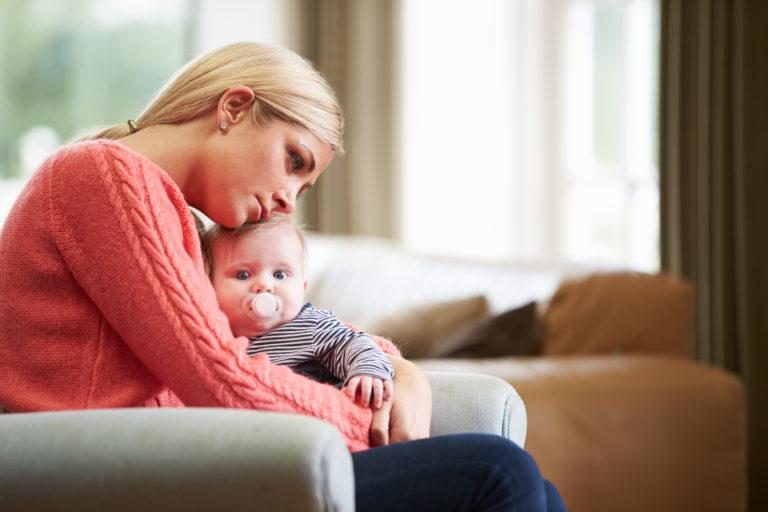 Jak odróżnić baby blues od depresji poporodowej