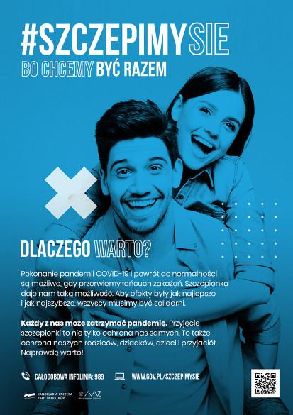 Read more about the article Kampania #szczepimy się